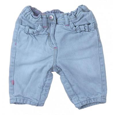 Jeans doublé - OBAÏBI - 1 mois (53)