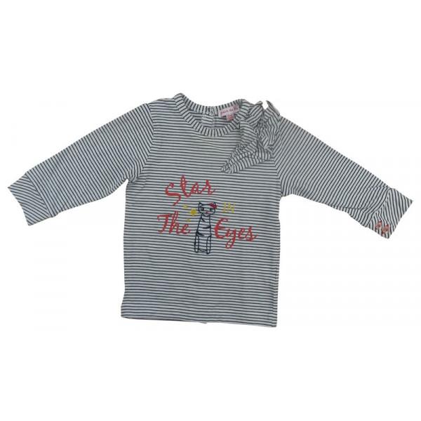 T-Shirt- GRAIN DE BLÉ - 9-12 mois (74)