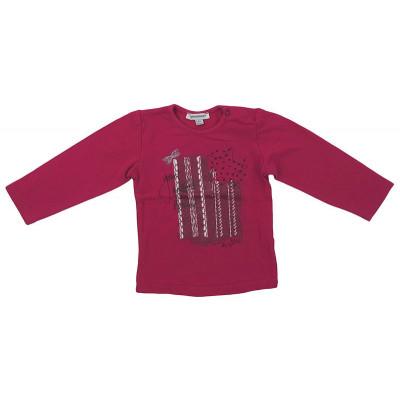 T-Shirt - 3 POMMES - 6-9 mois (74)