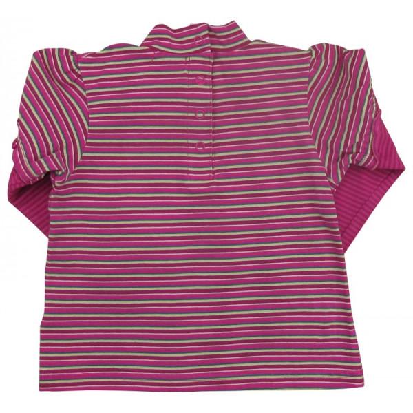 T-Shirt - GRAIN DE BLÉ - 12 maanden (74)