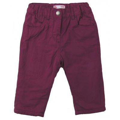 Pantalon doublé polaire - DPAM - 9 mois (71)