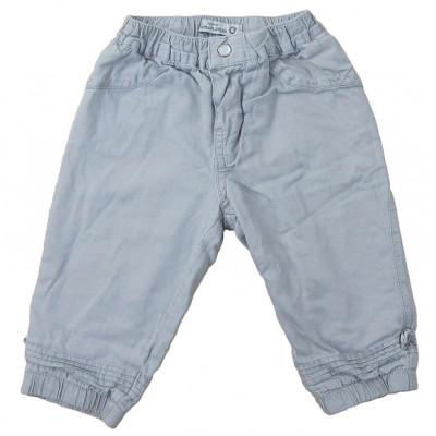 Pantalon doublé - GYMP - 9 mois (74)