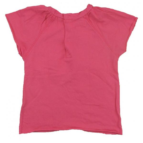 T-Shirt - LA COMPAGNIE DES PETITS - 12 maanden