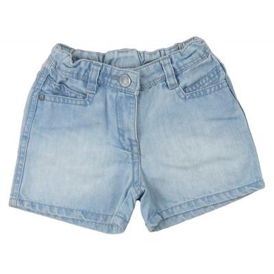 Short en jeans - GRAIN DE BLÉ - 5 ans (110)