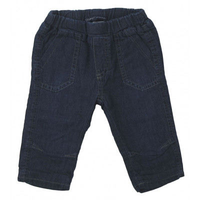 Jeans doublé - GYMP - 6 mois (68)