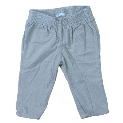 Pantalon - BENETTON - 3-6 mois (62)