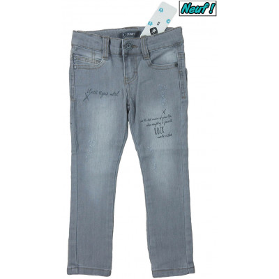 Jeans neuf - YCC - 3 ans (98)