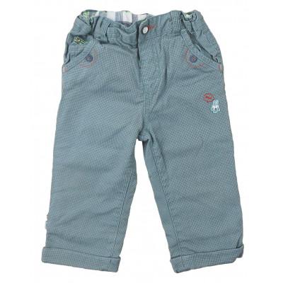 Pantalon doublé - SERGENT MAJOR - 12 mois (74)