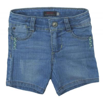 Short en jeans - CATIMINI - 2 ans (86)