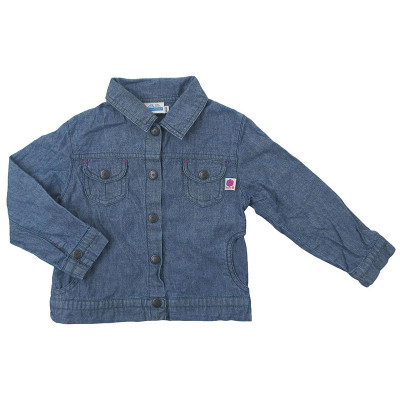 Veste en jeans - SERGENT MAJOR - 4 ans