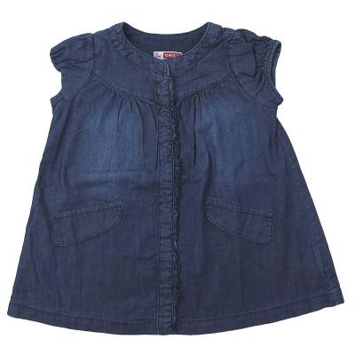 Robe en jeans - DPAM - 12 mois (74)