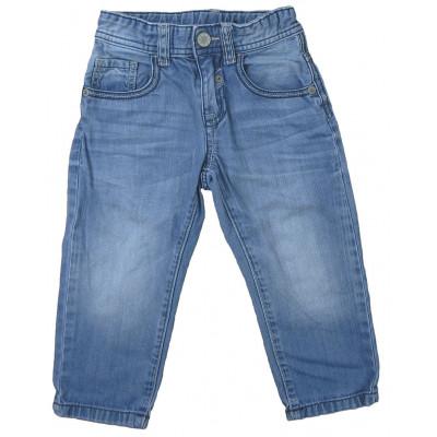 Jeans - BENETTON - 2 ans (90)