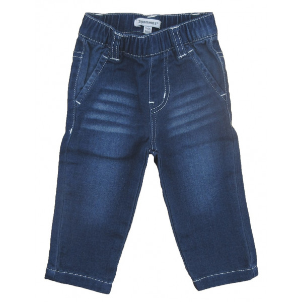 Pantalon - 3 pommes - 3-6 mois (86)