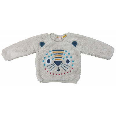 Pull polaire - DPAM - 2 ans (86)
