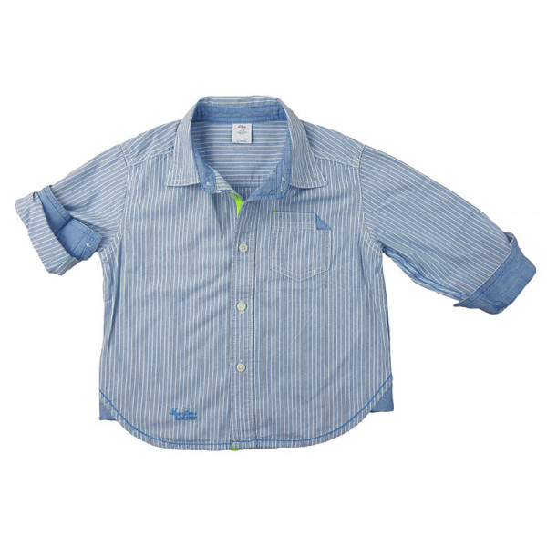 Chemise convertible - s.OLIVER - 2-3 ans (92-98)