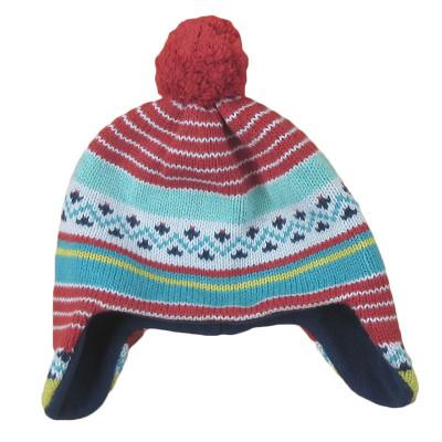 Bonnet doublé polaire - CATIMINI - 6-9 mois (44cm)
