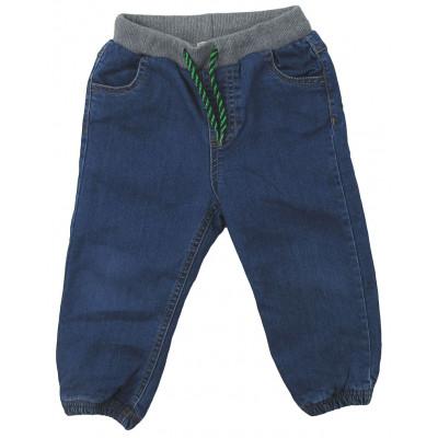 Jeans doublé polaire - DPAM - 18 mois (80)