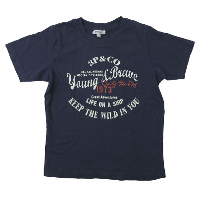 T-Shirt - 3 POMMES - 5-6 ans (116)