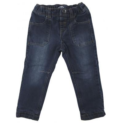 Jeans doublé - VERTBAUDET - 3 ans (94)