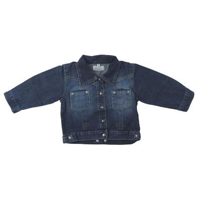 Veste en jeans - BLA BLA BLA - 6 mois (68)