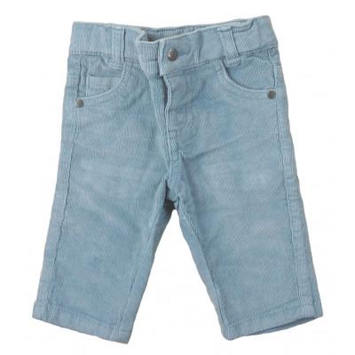 Pantalon - VERTBAUDET - 3 mois (60)