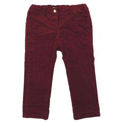 Pantalon doublé - VERTBAUDET - 18 mois (81)