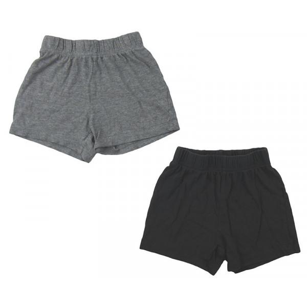 Lot de 2 shorts - - - 3 ans (90-97)