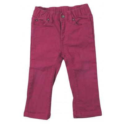 Jeans - PETIT BATEAU - 12 mois (74)