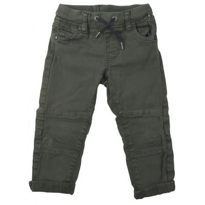 Pantalon doublé - SERGENT MAJOR - 2 ans (92)