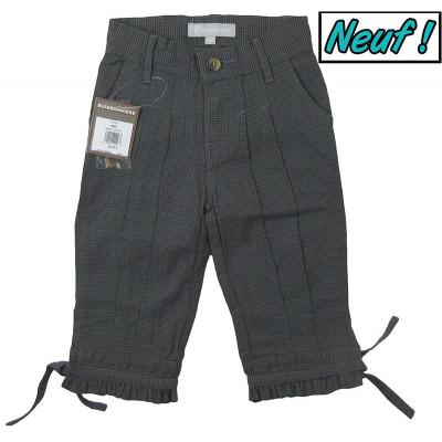 Pantalon 3/4 neuf - BUISSONNIERE - 2 ans (92)