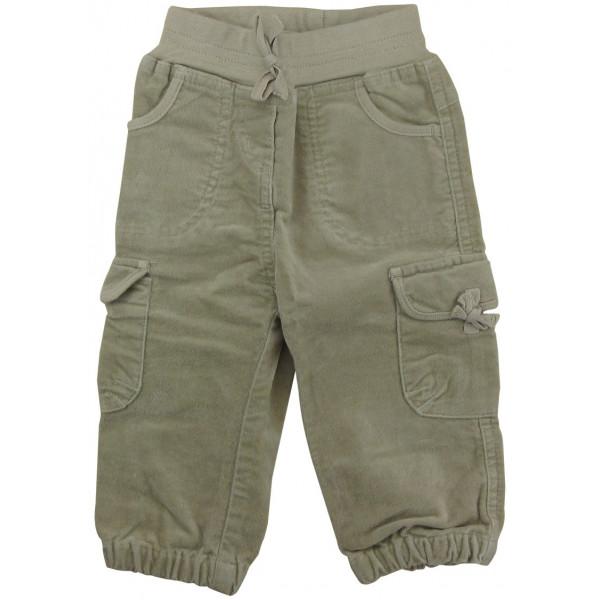 Pantalon - PETIT BATEAU - 9-12 mois (74)
