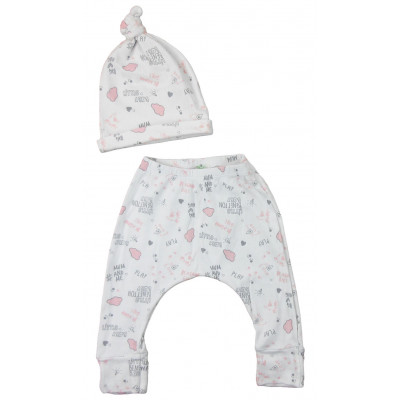 Ensemble - BENETTON - 3-6 mois (62)