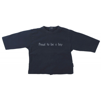 T-Shirt - P'TIT FILOU - 1 mois (56)