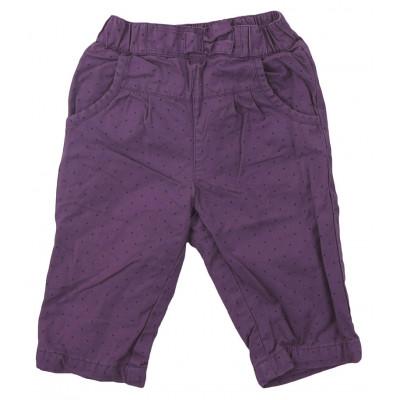 Pantalon doublé - DPAM - 6 mois (68)