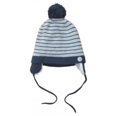 Bonnet doublé polaire - OBAIBI - 6-12 mois
