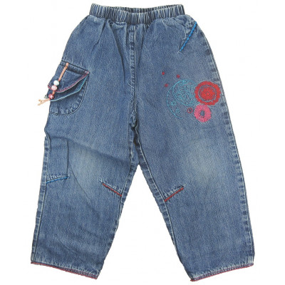 Jeans - MARESE - 3-4 ans (102)