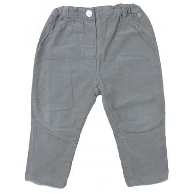Pantalon doublé - OBAÏBI - 18 mois (81)