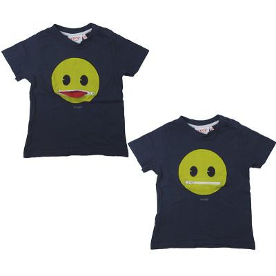 T-Shirt - EMOJI - 3 ans (92)