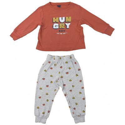 Pyjama 2 pièces - - - 3 ans (90-97)