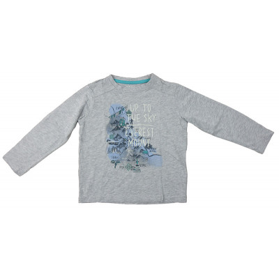 T-Shirt - VERTBAUDET - 4 ans (102)