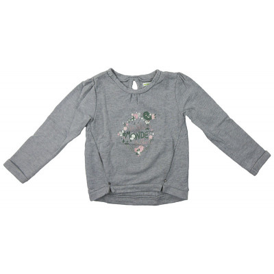 Sweat - VERTBAUDET - 4 ans (102)