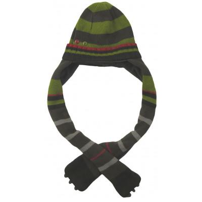 Bonnet doublé polaire - DPAM - 6-12 mois