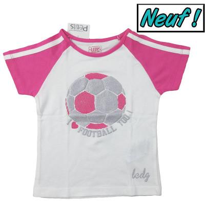 T-Shirt neuf - COMPAGNIE DES PETITS - 2 ans