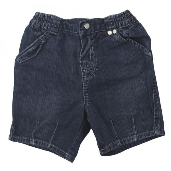 Short en jeans - GRAIN DE BLÉ - 12 mois (74)