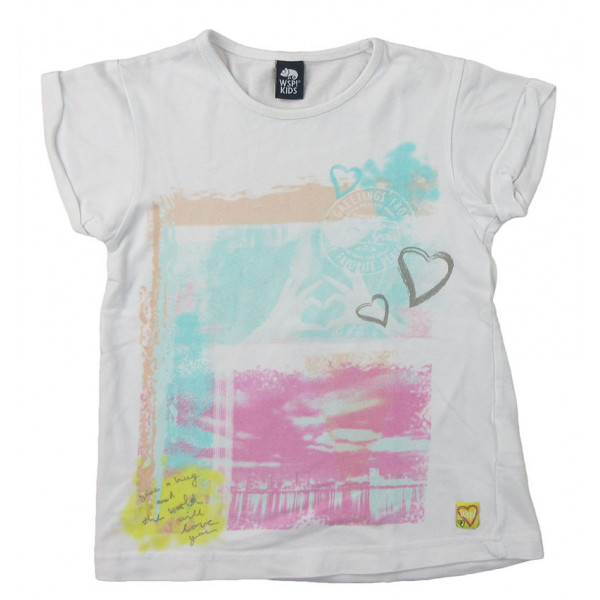 T-Shirt - WSP KIDS - 3 ans (98)