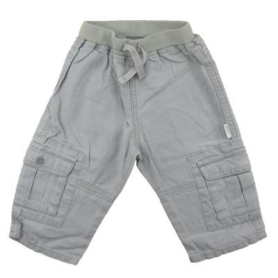 Pantalon en lin - MEXX - 4-6 mois (68)