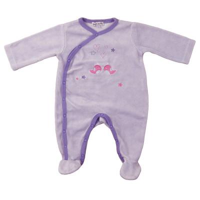 Pyjama - GRAIN DE BLÉ - 1 mois (54)