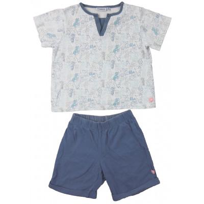 Pyjama - NOUKIE'S - 2 ans (92)