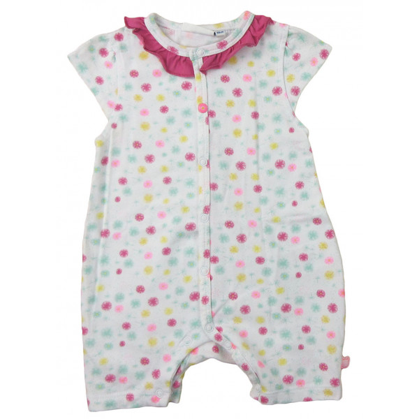 Pyjama combishort - NOUKIE'S - 6 mois (68)