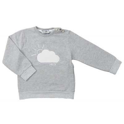 Sweat - SANETTE - 12 mois (80)